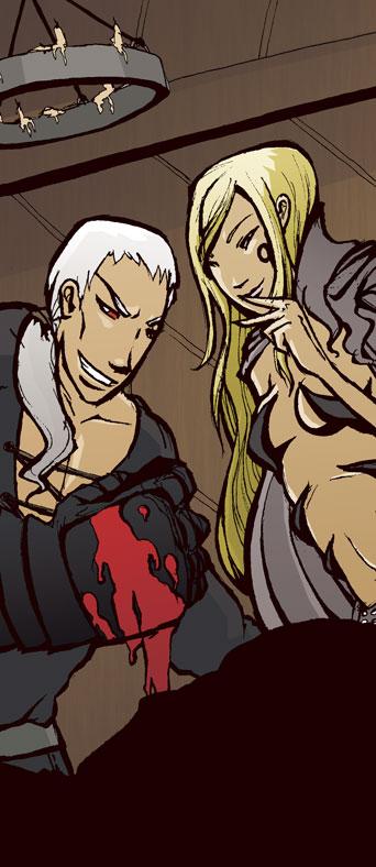 Lance & Contessa